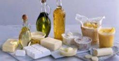 Aceites, Grasas y Mantequilla