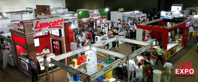 EXPO PROVEEDORES DE GASTRONOMIA HOTELES Y REPOSTERIA