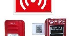 Sistema Y Equipos De Seguridad (Alarmas, Incendio, Sismos)