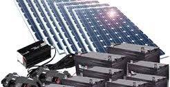 Equipos De Energía Solar
