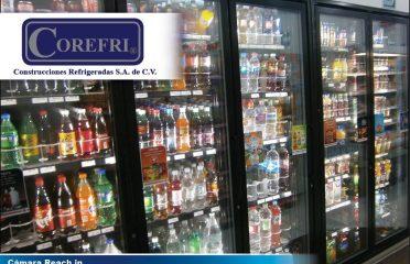 Corefri               Construcciones Refrigeradas