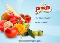 Prinsa, Productos Industrializados Del Noroeste