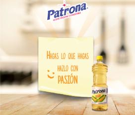 Aceite Patrona