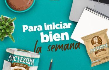 Chocolatera Moctezuma
