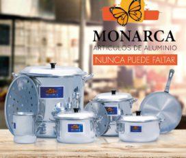 Aluminio Monarca – Artículos de Aluminio